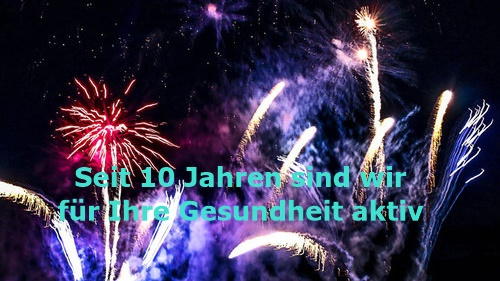 10 Jahre PhysiotherapieCentrum